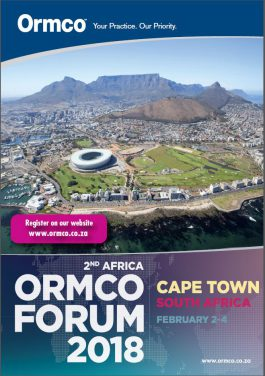 2nd Africa Ormco Forum